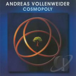 Vollenweider, Andreas - Magic Harp CD Cover Art