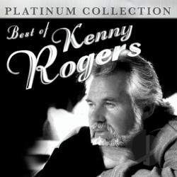 Rogers, Kenny - Best of Kenny Rogers CD Cover Art