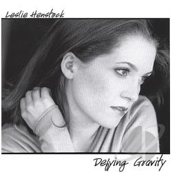 Henstock, Leslie - Defying Gravity CD Cover Art