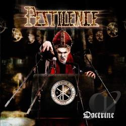 Pestilence - Doctrine CD Cover Art