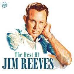 Reeves, Jim - Best Of CD Cover Art