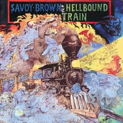 Savoy Brown - Hellbound Train CD Cover Art