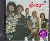 Heart - Heart Greatest Hits: Live CD Cover Art