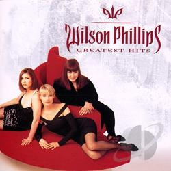 Phillips, Wilson - Greatest Hits CD Cover Art