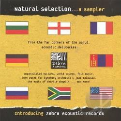 Natural Selection CD Cover Art