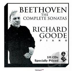 Beethoven / Goode - Beethoven: The Complete Sonatas CD Cover Art