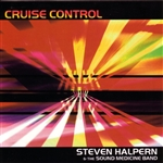 Halpern, Steven - Cruise Control CD Cover Art