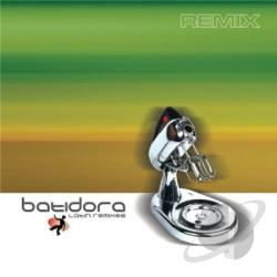 Batidora - Latin Remixes CD Cover Art