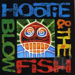 Hootie & The Blowfish - Hootie & the Blowfish CD Cover Art
