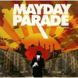 Mayday Parade - Lesson In Romantic CD Cover Art