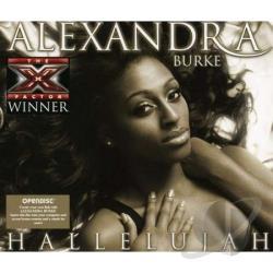 Alexandra burke hallelujah single cd