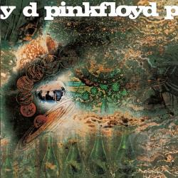 Pink Floyd - Saucerful of Secrets CD Cover Art