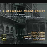 Fleming / Previn / Sfs - Streetcar Named Desire CD Cover Art