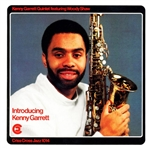 Kenny Garrett Quintet - Introducing Kenny Garrett CD Cover Art