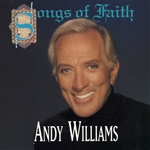 Williams, Andy - Songs Of Faith CD Cover Art