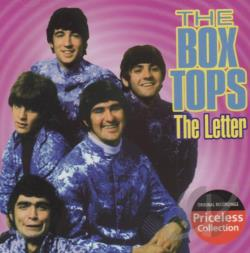 The Box Tops - Letter CD Album at CD Universe