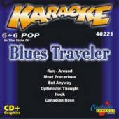 Blues Traveler - Karaoke: Blues Traveler CD Cover Art