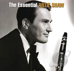 Shaw, Artie - Essential Artie Shaw CD Cover Art