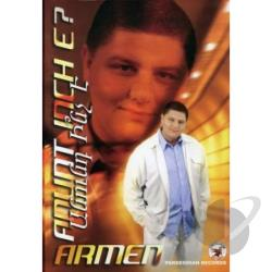 Armenchik - Anunt Inch E (DVD) CD Cover Art