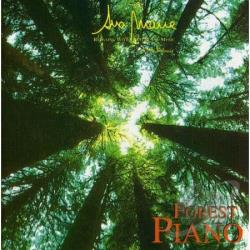 Marie, Ana - Forest Piano CD Cover Art
