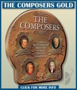 Composers / Gold (Tin) CD Cover Art