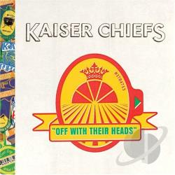Kaiser Chiefs - Off with Their Heads CD Cover Art
