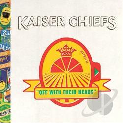 Kaiser Chiefs Off With Their Heads Cd Album