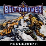 Bolt Thrower - Mercenary CD Cover Art