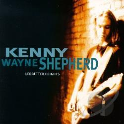 Shepherd, Kenny Wayne - Ledbetter Heights CD Cover Art
