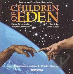 Children Of Eden - Children Of Eden CD Cover Art