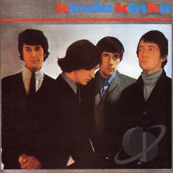 Kinks - Kinda Kinks CD Cover Art