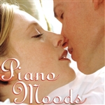 Piano Moods CD Cover Art