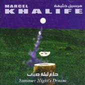 Khalife, Marcel - Summer Nights Dream CD Cover Art
