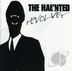 Haunted - rEVOLVEr CD Cover Art