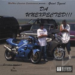 Grind Squad - Da Unexpected CD Cover Art