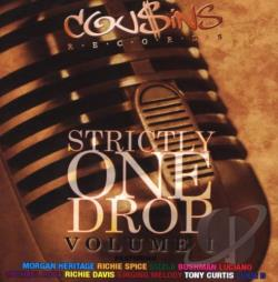 Strictly One Drop, Vol. 1 CD Cover Art