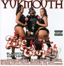 Yukmouth - United Ghetto's Eye Candy CD Cover Art