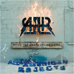 All-American Rejects - When the World Comes Down CD Cover Art