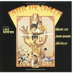 Schifrin, Lalo - Enter The Dragon DB Cover Art
