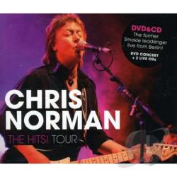 Norman, Chris - Hits Tour CD Cover Art