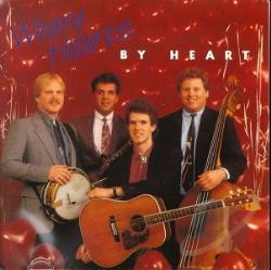 Bowers, Bryan / Weary Hearts - By Heart CD Cover Art