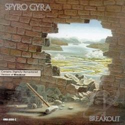 Spyro Gyra - Breakout CD Cover Art