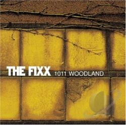 Fixx - 1011 Woodland CD Cover Art