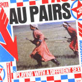 Au Pairs - Playing With A Differe CD Cover Art