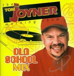 Tom Joyner Presents: Old School Mix CD Cover Art