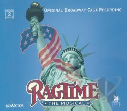 Ragtime - Ragtime CD Cover Art