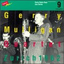 Mulligan, Gerry / Mulligan, Gerry Quartet - Swiss Radio Days Jazz Series, Vol. 9 CD Cover Art