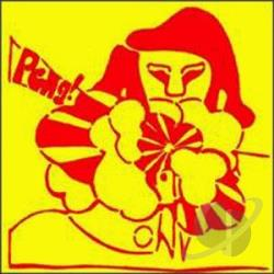 Stereolab - Peng! CD Cover Art