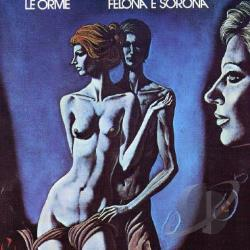 Le Orme - Felona e Sorona CD Cover Art