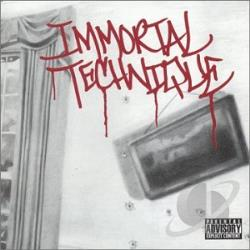 Immortal Technique - Revolutionary Vol. 2 CD Cover Art